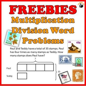 multiplication division word problems worksheets freebies grade 3 4. Black Bedroom Furniture Sets. Home Design Ideas