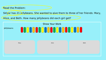 Multiplication & Division Word problem Review