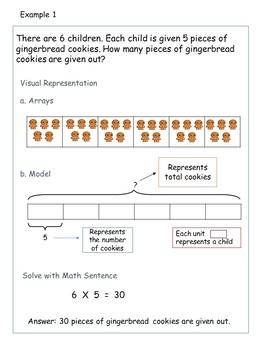Multiplication Division Worksheets 3rd - 4th Grade (Bar Models/Tape Diagrams )Teachers Pay Teachers