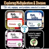 Multiplication & Division for grade 2