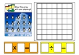 Multiplication & Division -inverse operations with Arrays