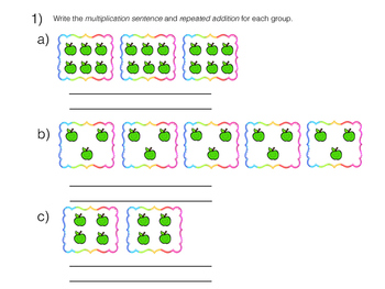 Multiplication & Division package