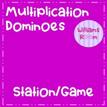 Multiplication Domino