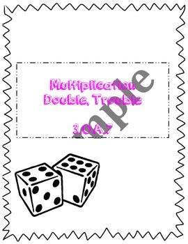 Multiplication Double Trouble 3.OA.7