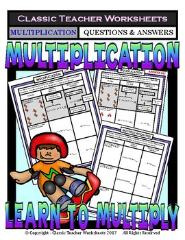Draw Pictures to Match Addition & Multiplication Sentences-Gr. 2-3 (2nd-3rd Gr.)