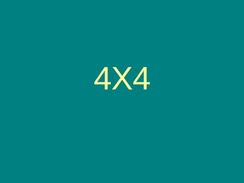 Multiplication Drill (1-9) Without Answer Key