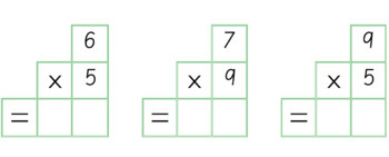 Multiplication Drills: 1-Digit vs 1-Digit Timestables