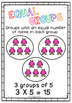 Multiplication Equal Groups - Multiplication Worksheets