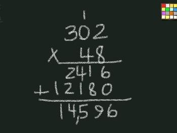 Multiplication Error Analysis