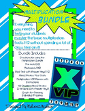Multiplication Fact Bundle