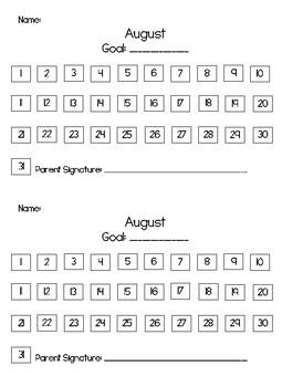 Multiplication Fact Challenge