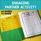Multiplication Fact Fluency Partner Activity - Karate Theme