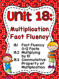 Multiplication Facts Practice: Fun multiplication fluency games & worksheets