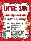 Multiplication Facts Practice: Fun multiplication fluency