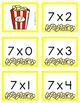 Multiplication Fact Fluency