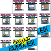 Multiplication Fact Fluency Boom Cards (TM) Bundle