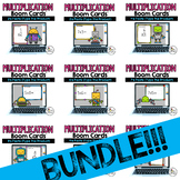Multiplication Fact Fluency Boom Cards (TM)--Type the Answer