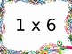 Multiplication Fact Fluency Brain Breaks - 0s and 1s
