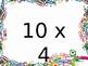 Multiplication Fact Fluency Brain Breaks - Multiplication by 10s