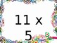 Multiplication Fact Fluency Brain Breaks - Multiplication by 11s