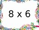 Multiplication Fact Fluency Brain Breaks - Multiplication by 6s