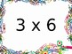 Multiplication Fact Fluency Brain Breaks - Part 3