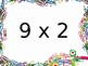 Multiplication Fact Fluency Brain Breaks - Part 4