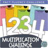 Multiplication Fact Fluency Challenge