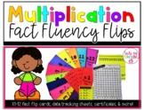 Multiplication Fact Fluency Flip Pack