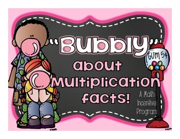 Multiplication Fact Fluency Incentive Program