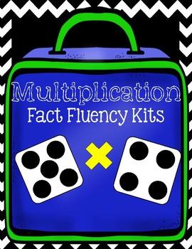 Multiplication Fact Fluency Kits