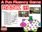 Multiplication Fact Fluency Multiples of 1-12 MEGA BUNDLE Interactive Game