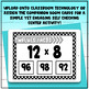 Multiplication Fact Interactive PDF - 12s Facts