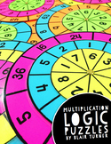 Multiplication Fact Logic Problems