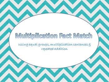 Multiplication Fact Match