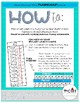 Multiplication Fact Practice Strips