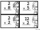 Multiplication Fact Races {FREEBIE}