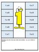 Multiplication Fact Self Checking Activity