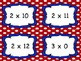 Multiplication Fact Task Cards