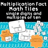 Multiplication Fact Tiles