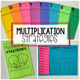 Multiplication Fact Toolkit - Strategy Practice