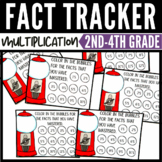 Multiplication Fact Tracker