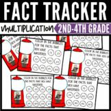Multiplication Fact Tracker