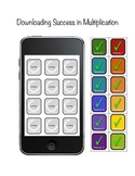 Multiplication Fact iPod Data Tracker