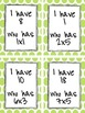 Multiplication Facts 0-7, I have, Who Has?