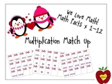 Multiplication Facts 1 - 12 (Penguin)