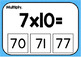 Multiplication Facts 10, 11, & 12 (Boom Deck)
