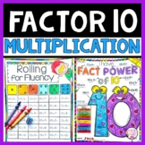 Multiply by 10 | Multiplication Activities