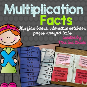 Multiplication Facts #tptgoesgold