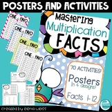 Multiplication Posters and Activities